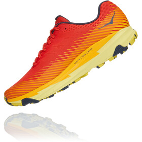 Hoka One One Torrent 2 Chaussures de trail Homme, fiesta/saffron